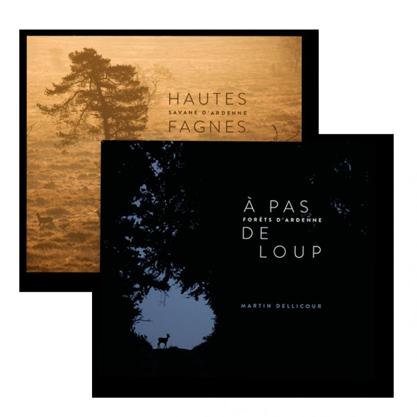 Duo : Hautes-Fagnes & forêts d'Ardenne (Epuisé)